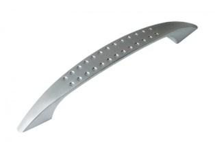 Ручка скоба 128мм. Хром сатинированный RS023SC