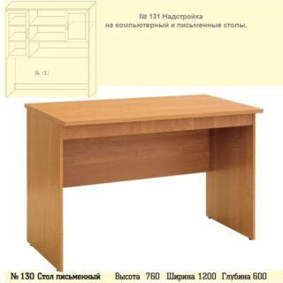 Мод 130, Стол письменный