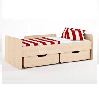 """Детская кровать """"Легенда 14.1"""" с ящиками"""