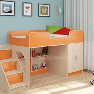 """Детская кровать """"Легенда 2.4"""""""