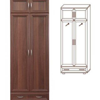 Мод 156, Шкаф-прихожая, 39х80х218 см