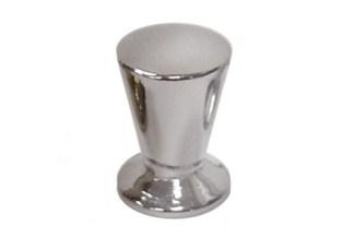 Ручка кнопка Хром полированный  RC002CР