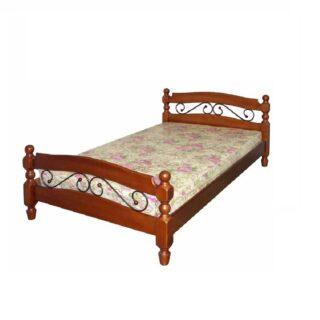 Кровать массив КР-М10