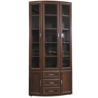 Мод 175 Шкаф эркерный малый