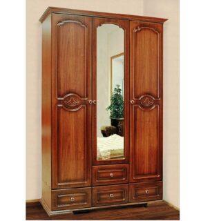 Спальня МДФ, Шкаф 3-х дверный