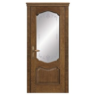 Дверь Тампа остеклённая