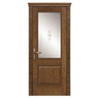 Дверь Твинс остеклённая