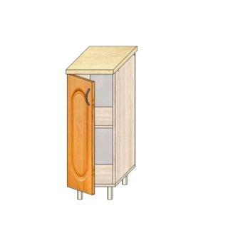 Кухонный стол МДФ 30см. С дверью