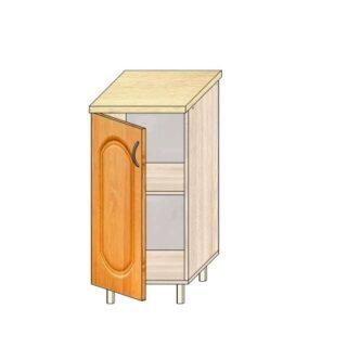 Кухонный стол МДФ 40см. С дверью