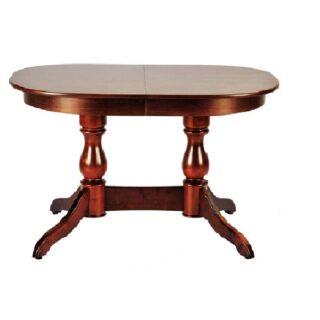 """Стол кухонный из массива """"Лира"""", 1200(1550)х800х750"""
