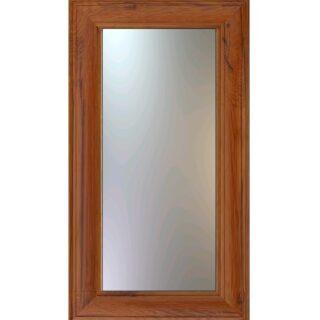 """Зеркало """"Дуб Фат"""" в раме"""