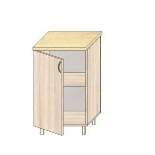 Кухонный стол 50см. С дверью