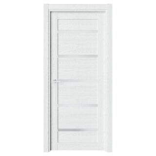 Полотно дверное остеклённое Q1