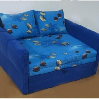 Детский диван раздвижной вперед 950х1850мм