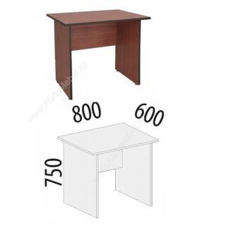 Рубин. Стол 800х600х750